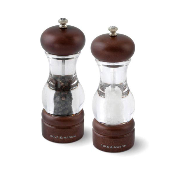 Cole & Mason 105 Forest Salt & Pepper Gift Set with Refills