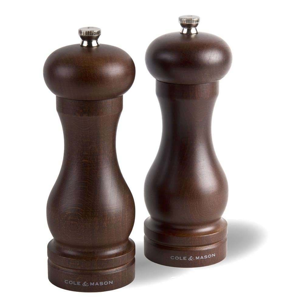 Cole /& Mason Pepper or Salt Grinder//Mill Beech Wood Very Good Condition!