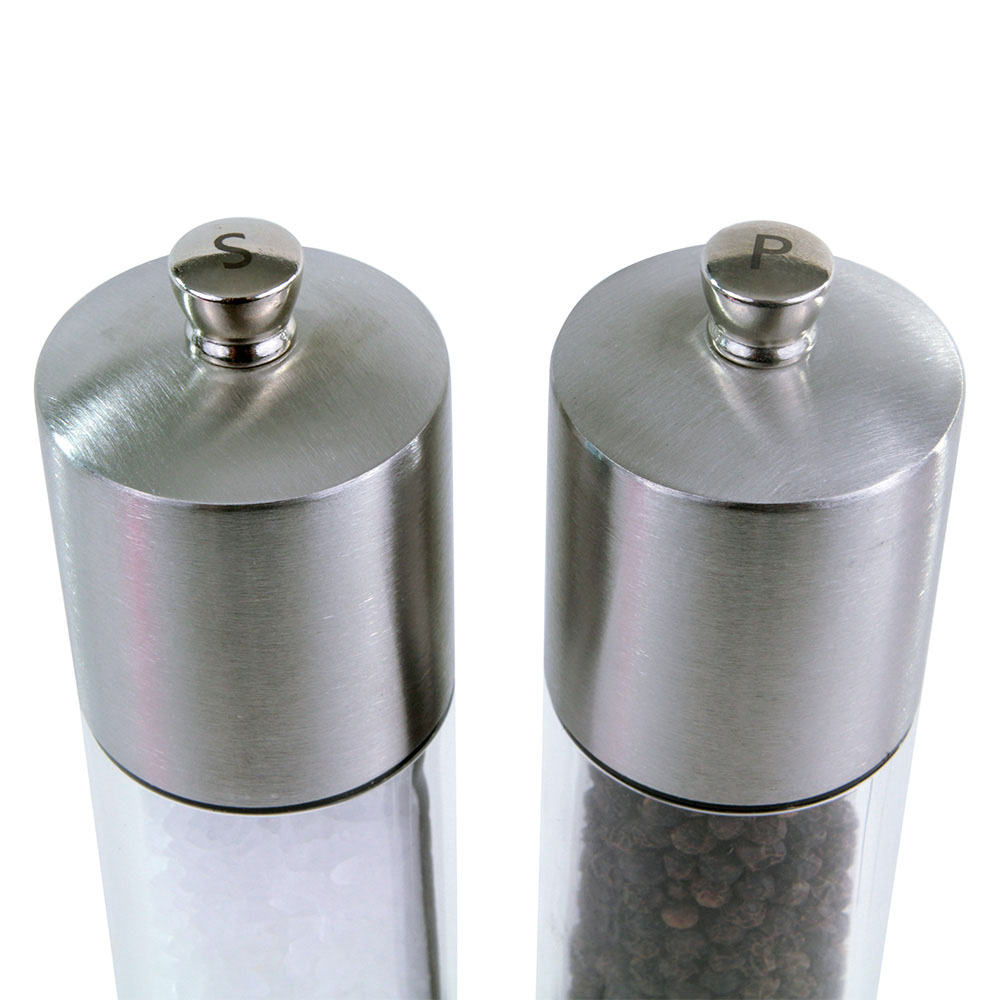 Cole & Mason Everyday Salt & Pepper Mill Gift Set - Filled