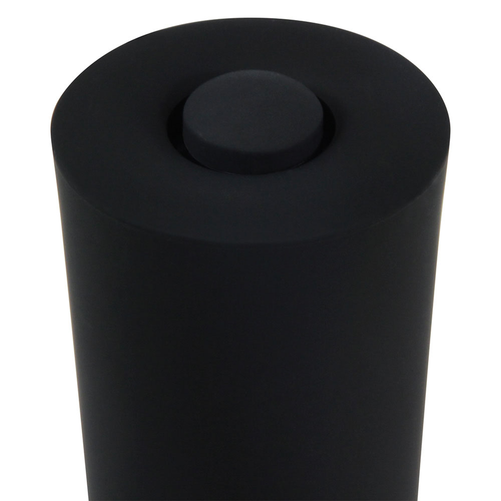 Cole & Mason Victoria Electronic Salt & Pepper Mill, Black