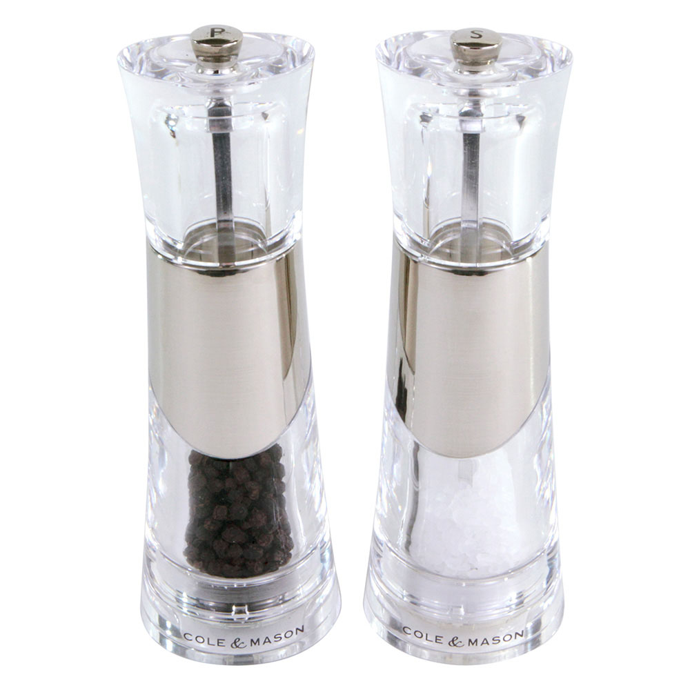 Cole & Mason Bobbi Salt & Pepper Gift Set