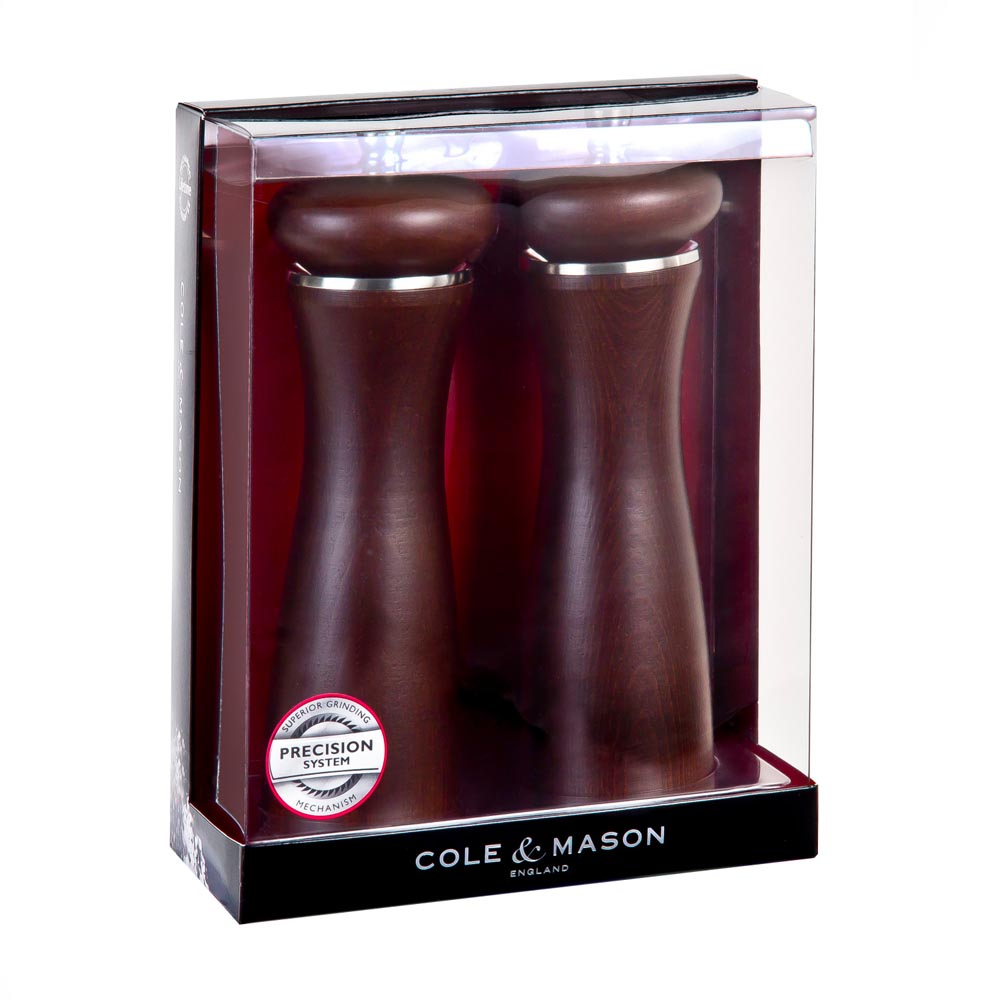 cole and mason salt and pepper grinders