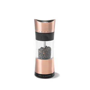 Cole & Mason 6 in. Horsham Copper Pepper Mill - H306691PU
