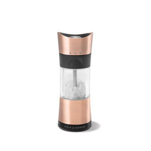 Cole & Mason 6 in. Horsham Copper Salt Mill - H306692PU