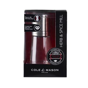 Cole & Mason Clifton Spice Mill - H321856U