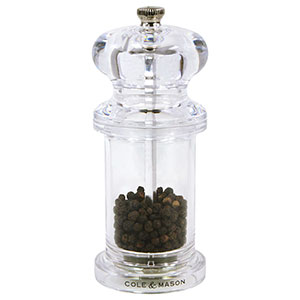 Cole & Mason 505 Pepper Mill - H50501PT