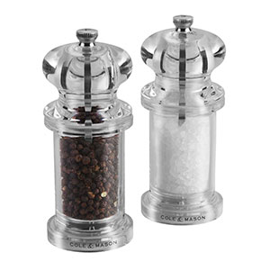 Cole & Mason 505 Salt & Pepper Mill Gift Set - H50518P