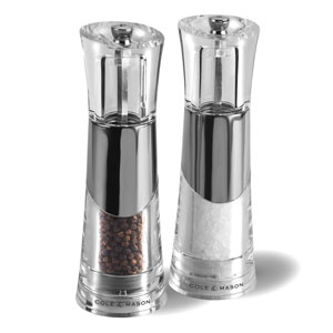 Cole & Mason Bobbi Salt & Pepper Gift Set - H57273PU