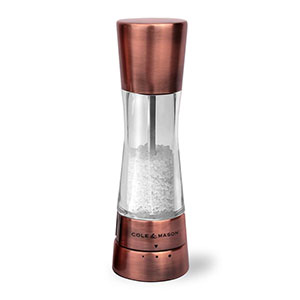 Cole & Mason Derwent Salt Mill, Copper - H59412GU